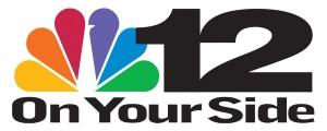NBC12 logo