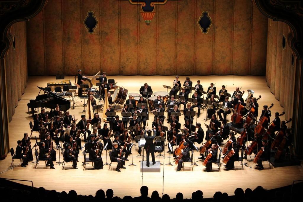 richmond symphony youth orchestra