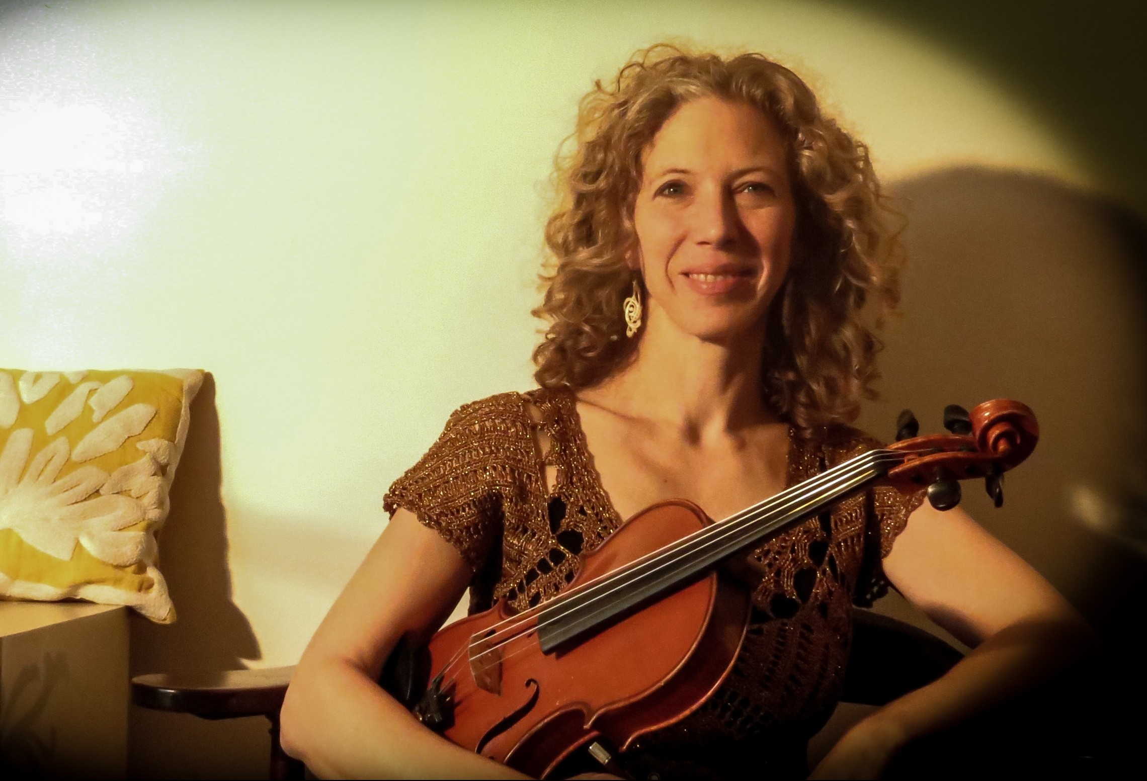 Learn more about Susanna Klein, violin