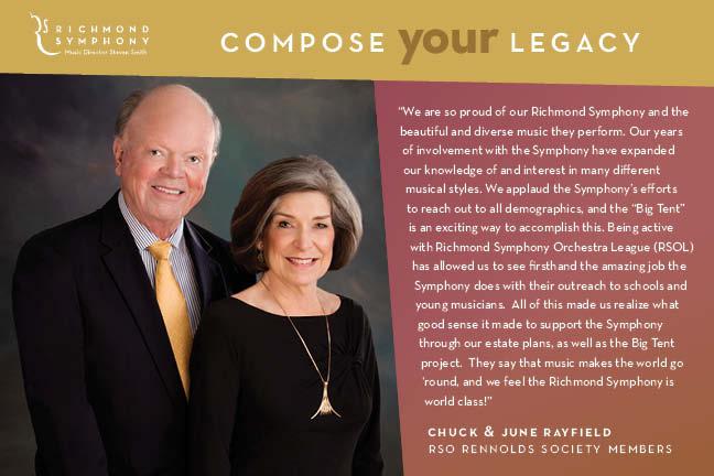 Chuck & June Rayfield
