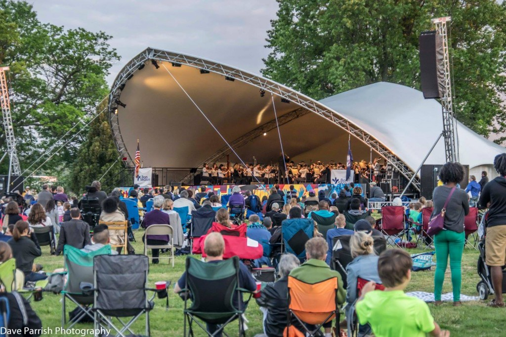 Richmond Symphony: East End Festival 2016 Dave Parrish Photography