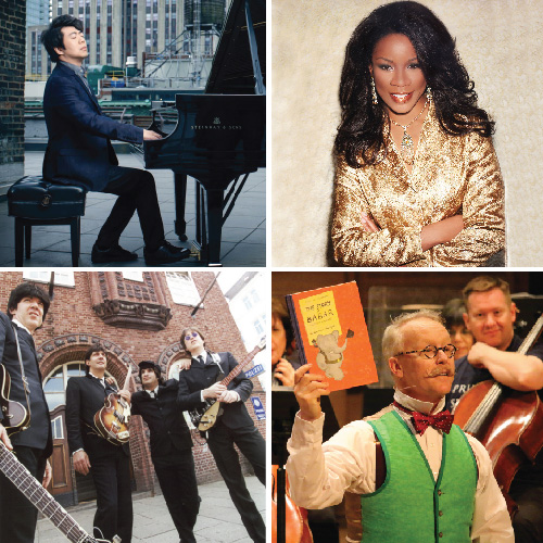 The Richmond Symphony Announces Its 61st Season With Amazing