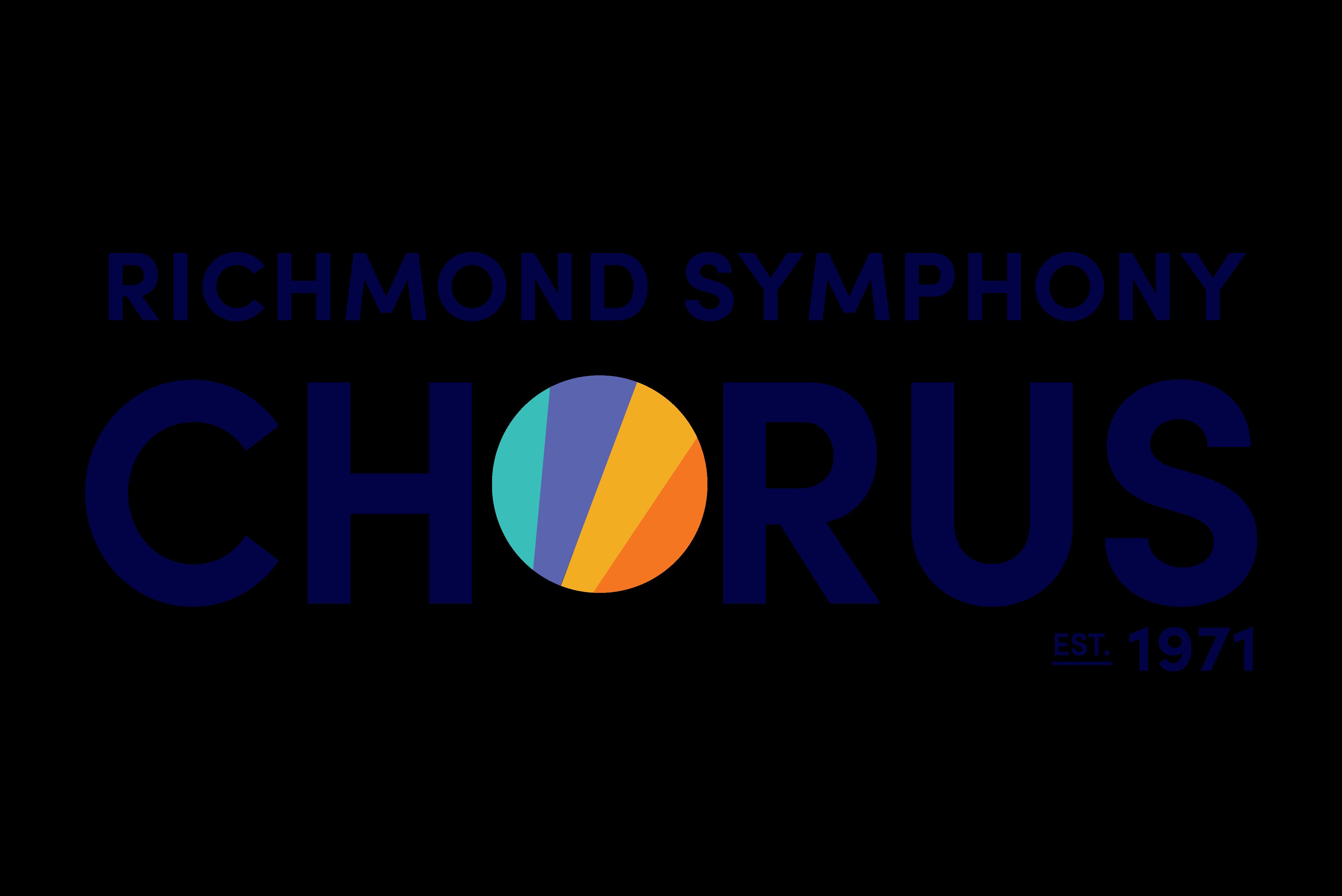 Richmond Symphony Chorus logo